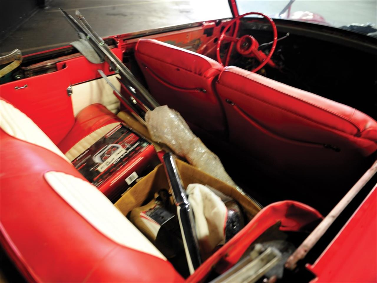 Large Picture of Classic 1954 Packard Convertible located in Indiana Offered by RM Sotheby's - PWN1