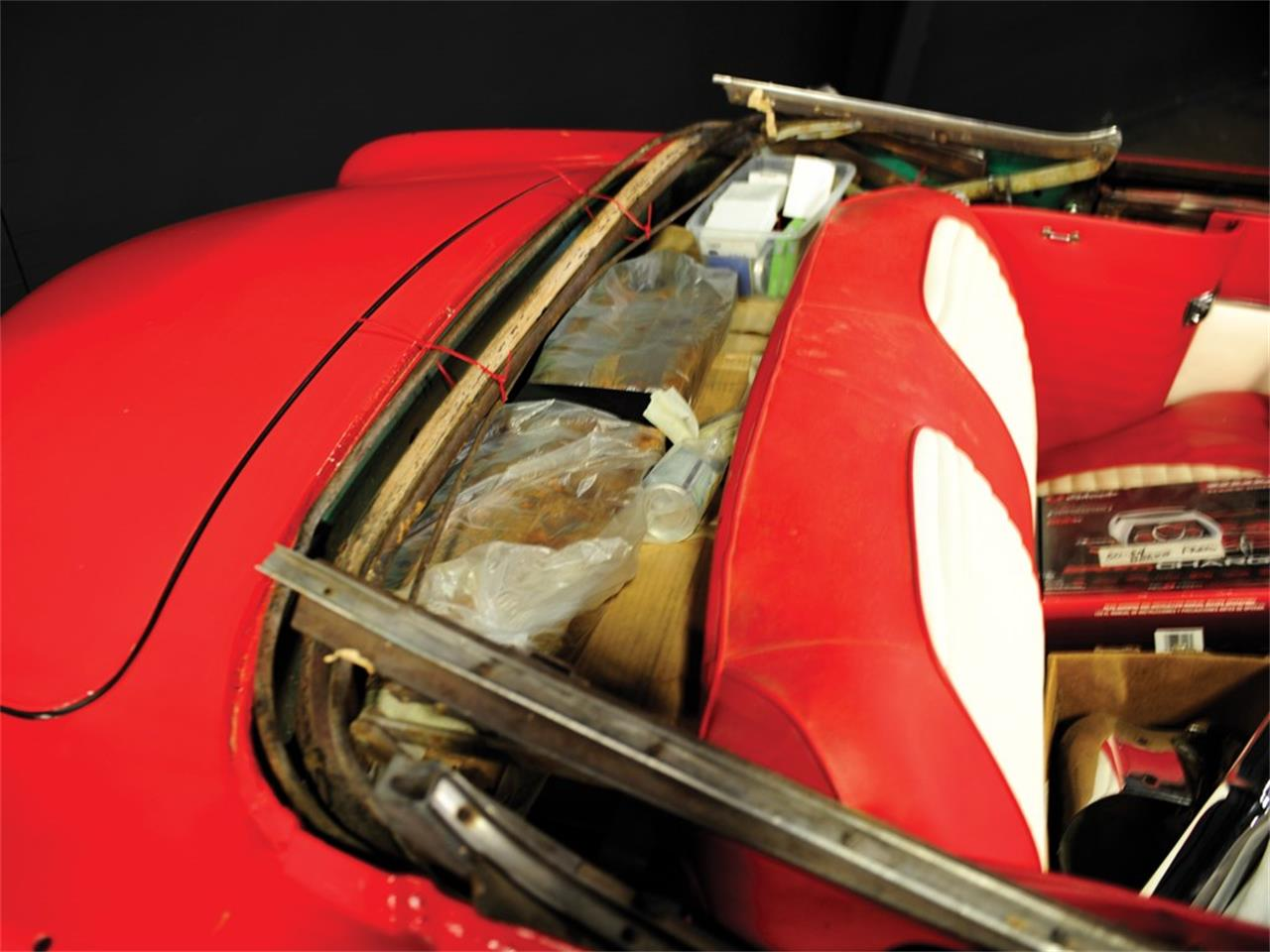 Large Picture of '54 Convertible located in Indiana Auction Vehicle - PWN1