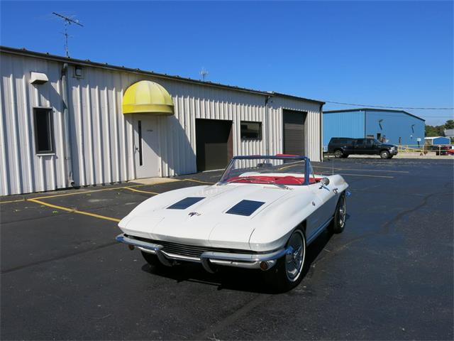 Picture of 1963 Corvette located in Manitowoc Wisconsin - $60,000.00 Offered by  - PQLJ