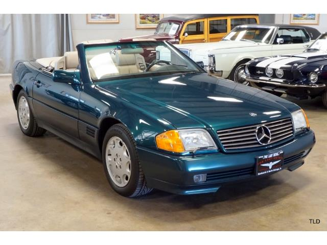 Picture of '94 Mercedes-Benz SL-Class located in Chicago Illinois - $19,500.00 - PWNI