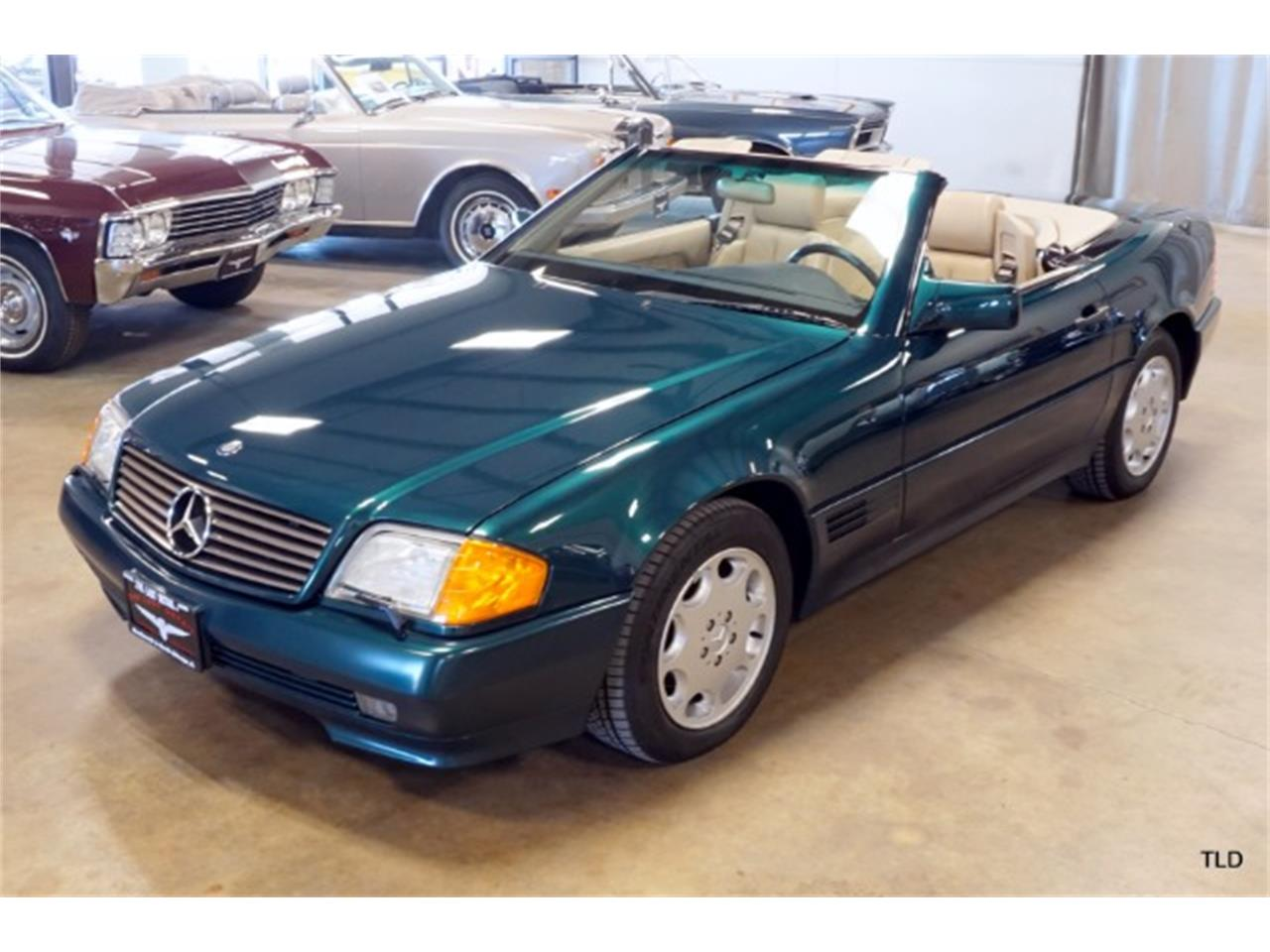 Large Picture of '94 SL-Class - PWNI