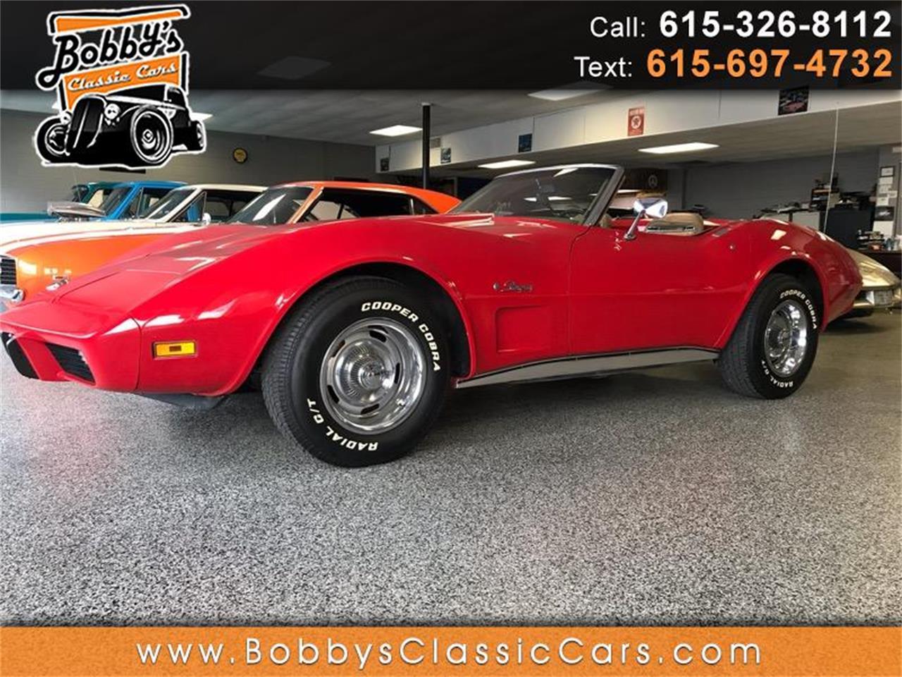 Large Picture of '75 Corvette Stingray - PWNK