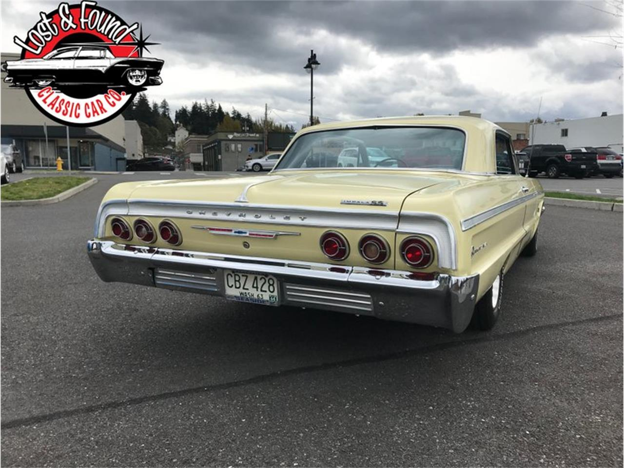 Large Picture of '64 Impala - PWNL