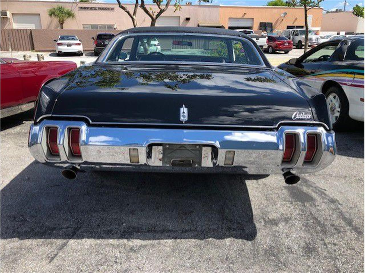Large Picture of '70 Cutlass - PWNR