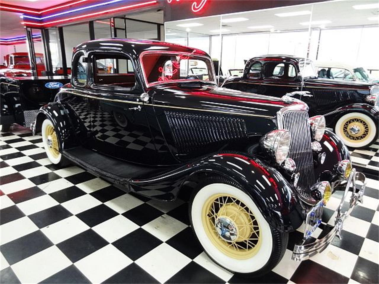 Large Picture of '34 5-Window Coupe - PWNX