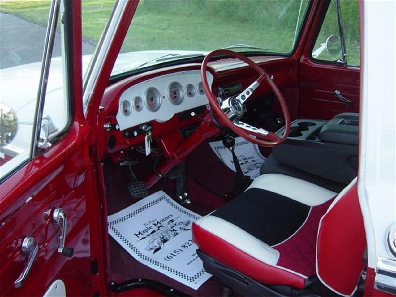 Large Picture of '64 F100 - PWO5