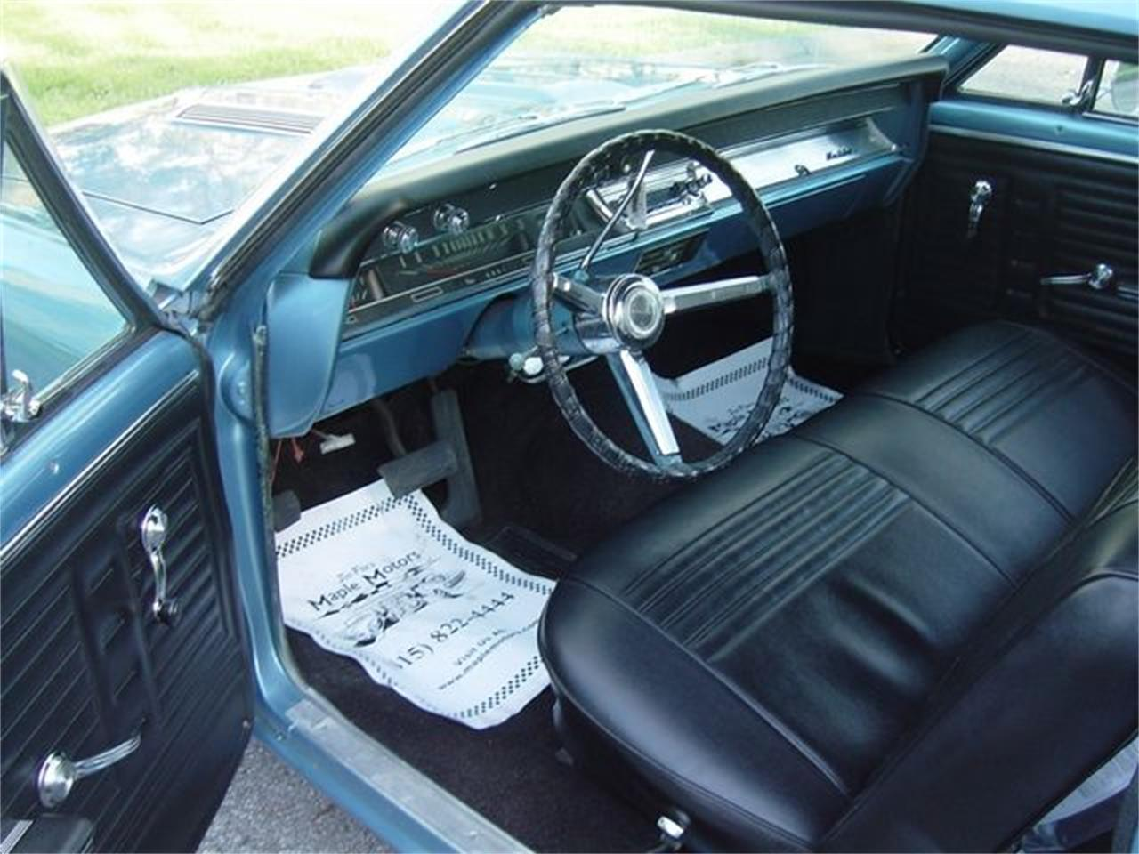 Large Picture of '67 Chevelle - PWO6