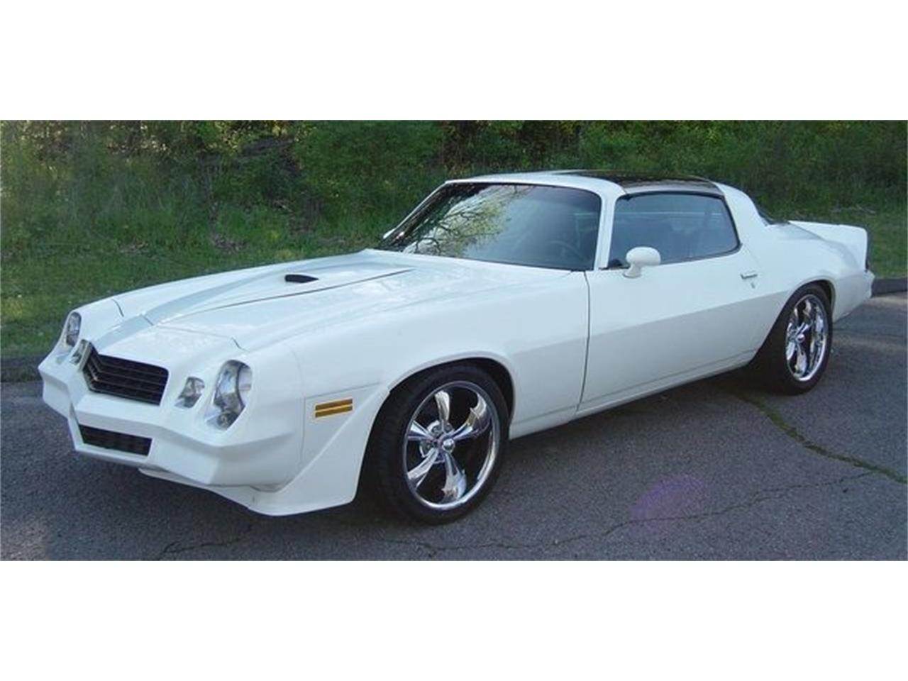 Large Picture of '78 Camaro - PWO7