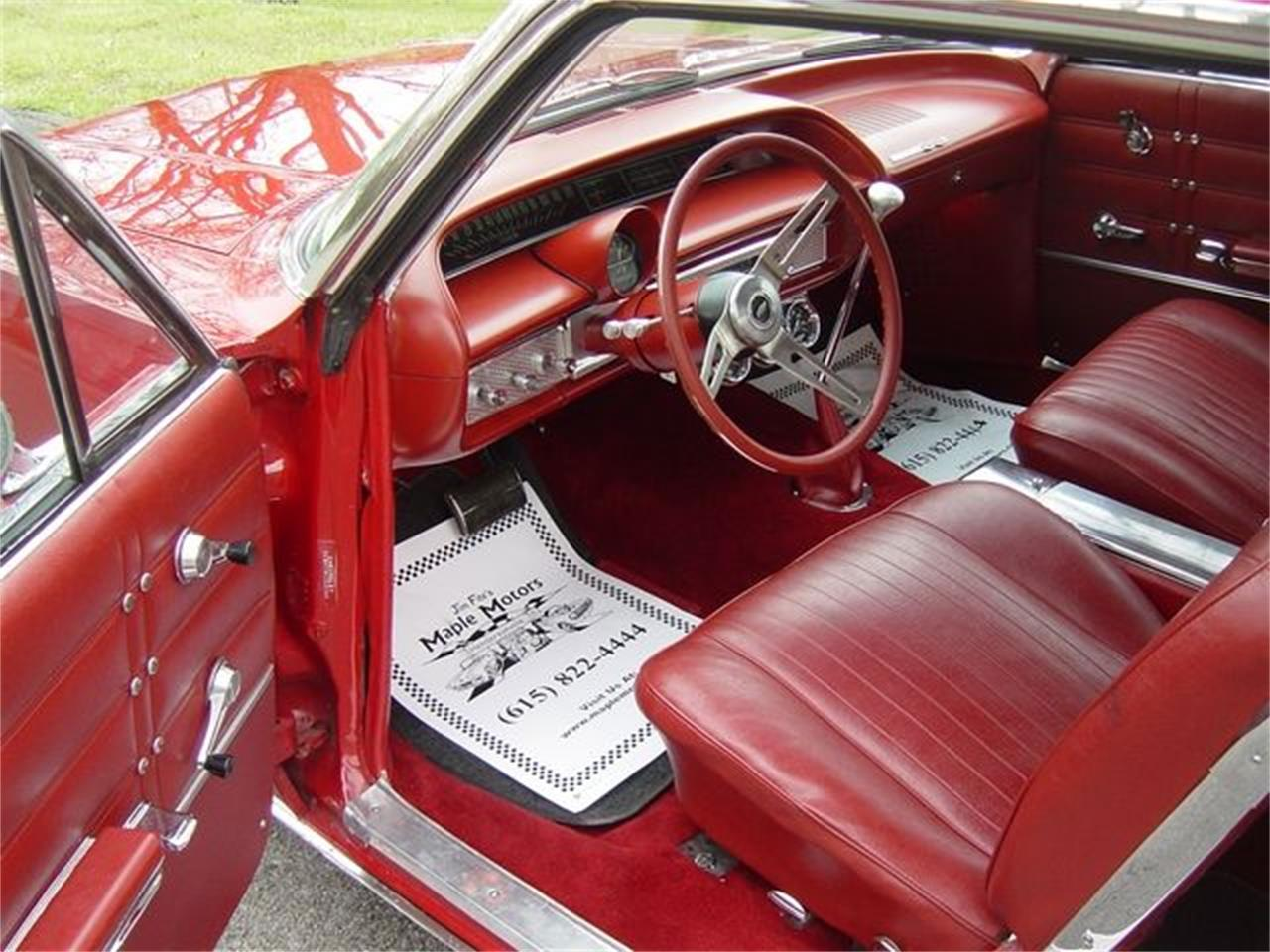 Large Picture of '63 Impala - PWO8
