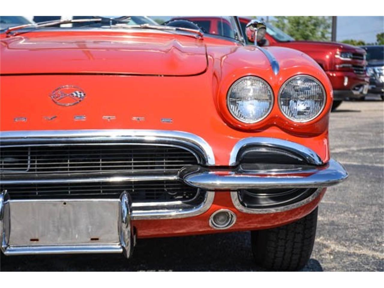 Large Picture of '62 Corvette - PWOB
