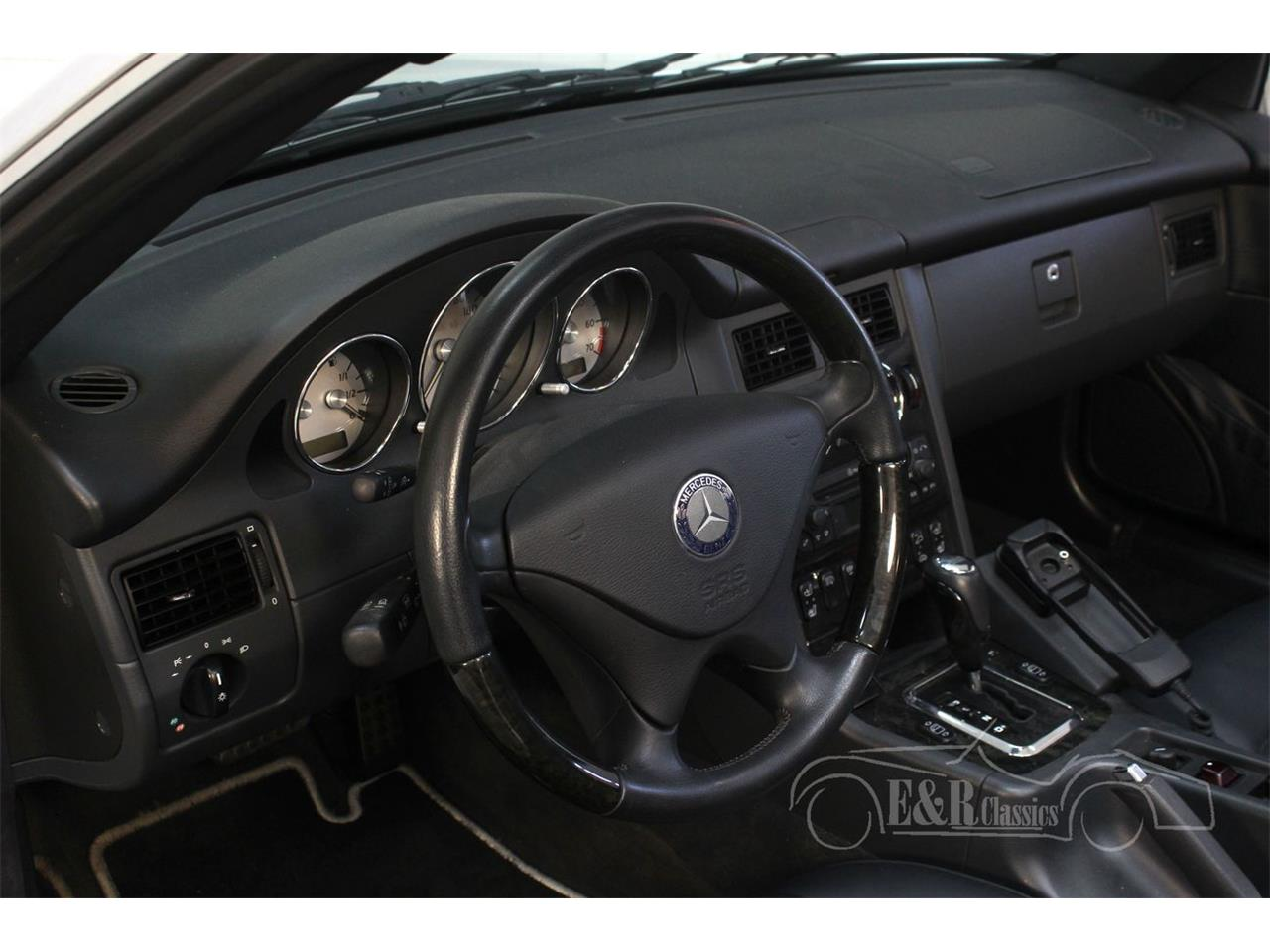 Large Picture of '03 SLK-Class - PWOD
