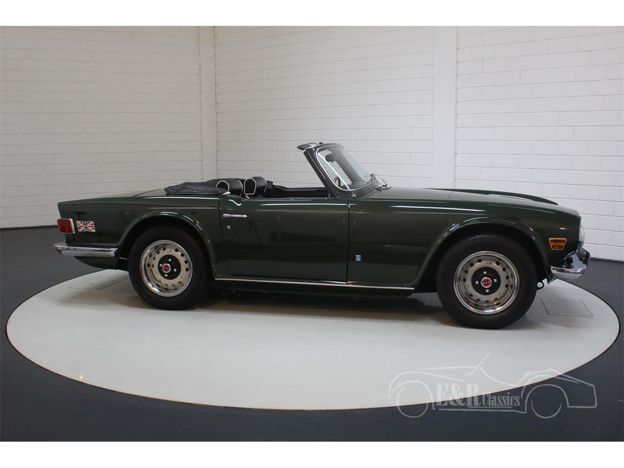 Large Picture of Classic '69 Triumph TR6 - PWOE