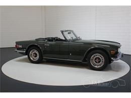Picture of Classic 1969 TR6 located in Noord Brabant Offered by E & R Classics - PWOE