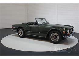 Picture of Classic '69 TR6 located in Waalwijk Noord Brabant Offered by E & R Classics - PWOE