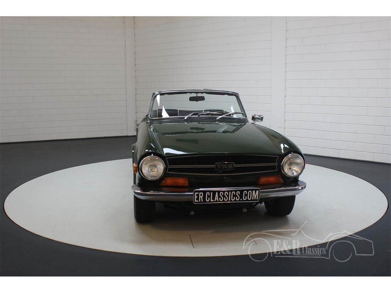 Large Picture of Classic 1969 TR6 located in Waalwijk Noord Brabant Offered by E & R Classics - PWOE