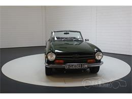 Picture of 1969 Triumph TR6 located in Waalwijk Noord Brabant - $33,700.00 Offered by E & R Classics - PWOE