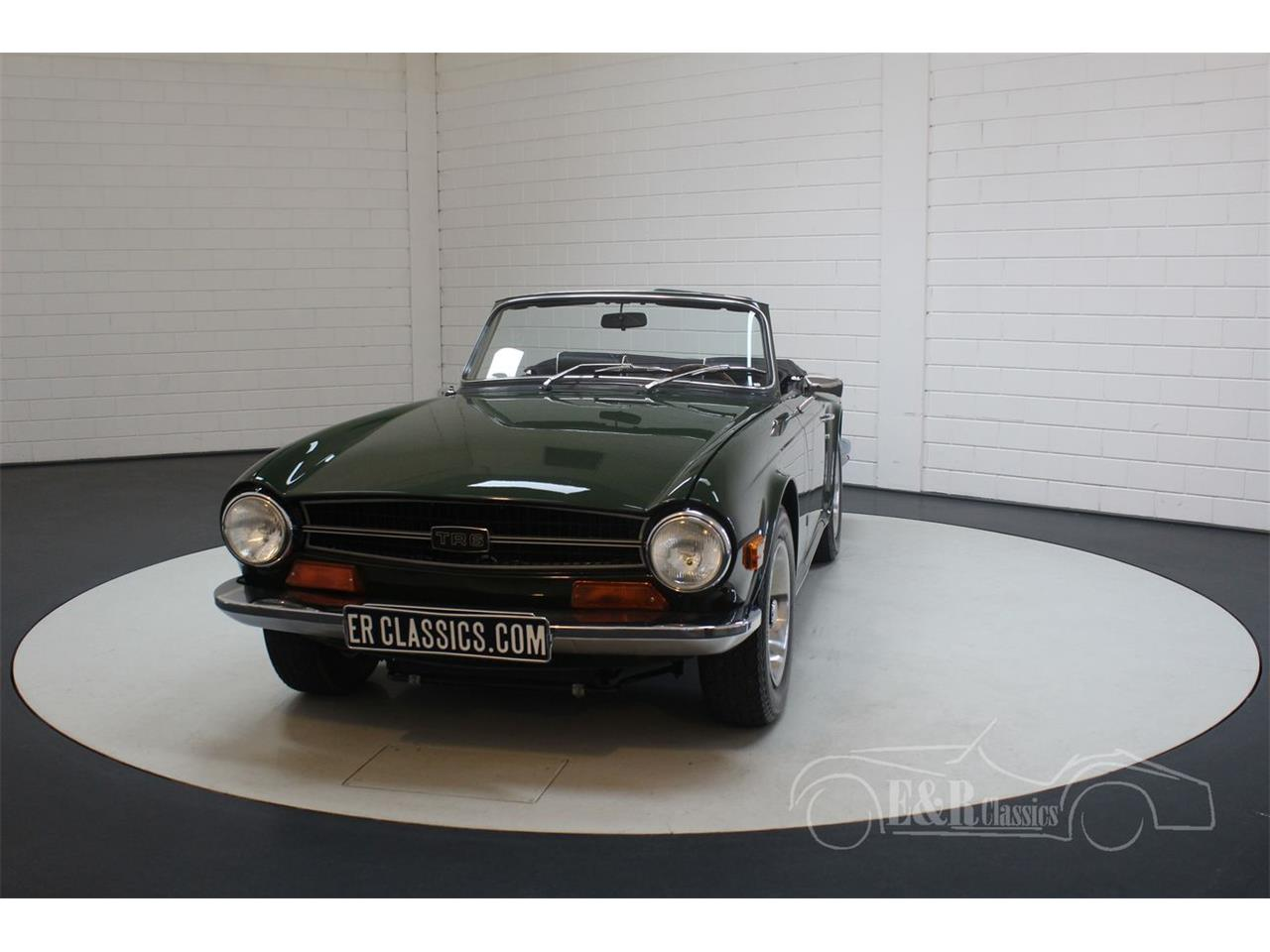 Large Picture of '69 TR6 Offered by E & R Classics - PWOE