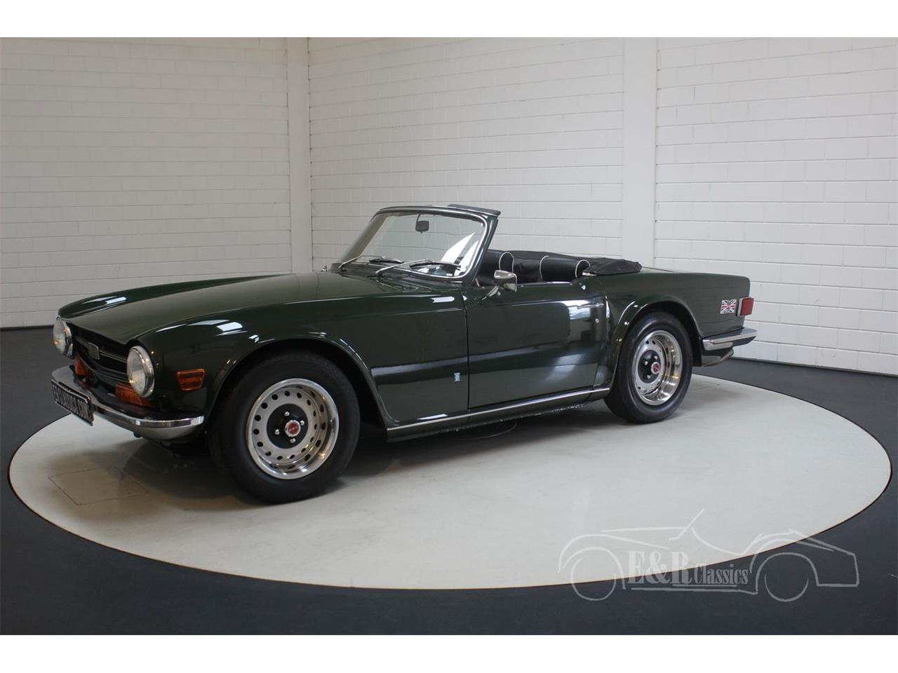 Large Picture of Classic 1969 Triumph TR6 located in Noord Brabant - PWOE