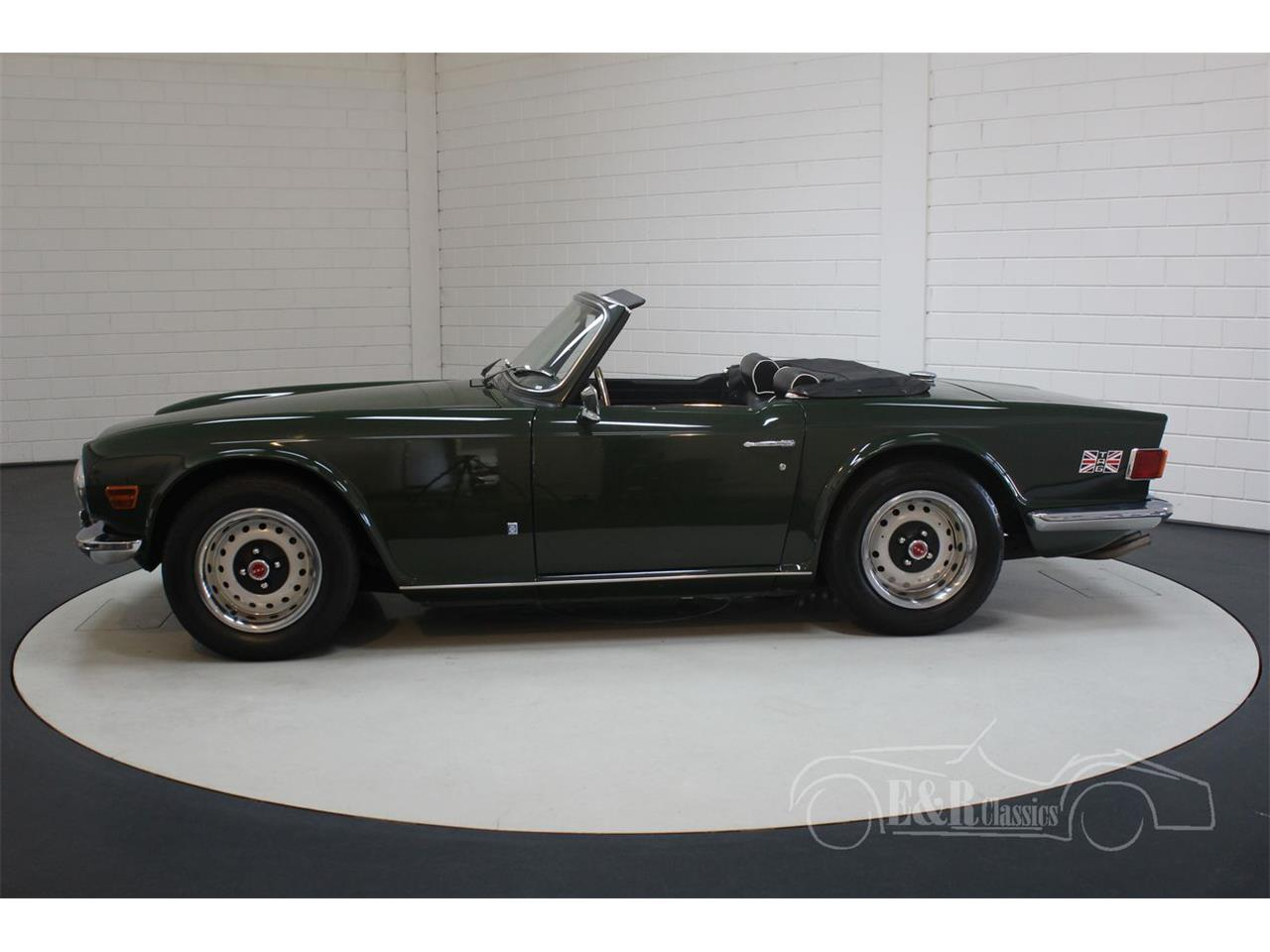Large Picture of Classic '69 Triumph TR6 located in Waalwijk Noord Brabant - $33,700.00 Offered by E & R Classics - PWOE