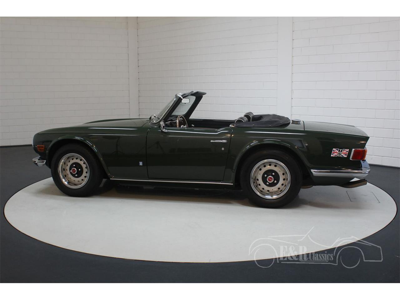 Large Picture of 1969 TR6 Offered by E & R Classics - PWOE