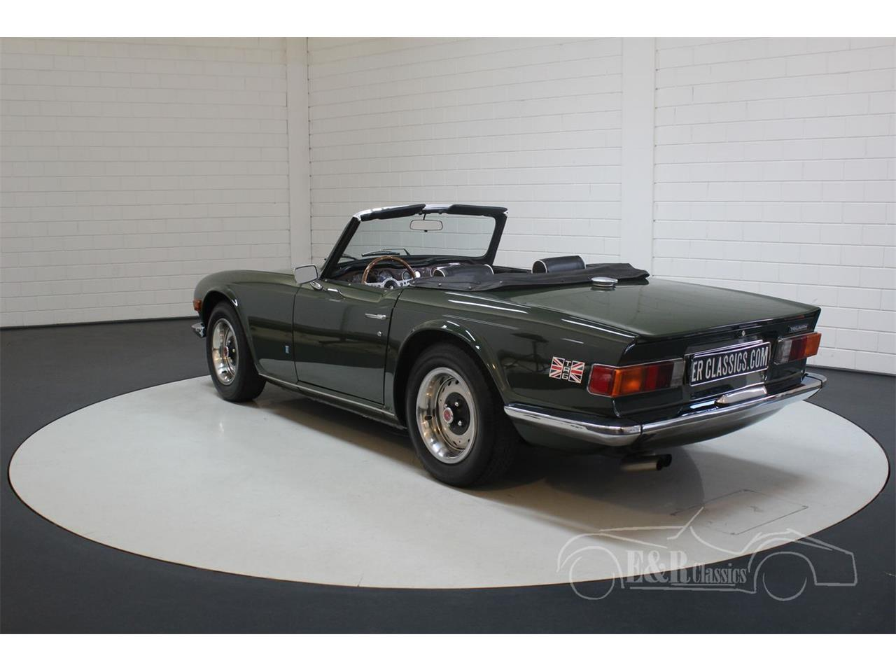Large Picture of 1969 Triumph TR6 - $33,700.00 Offered by E & R Classics - PWOE
