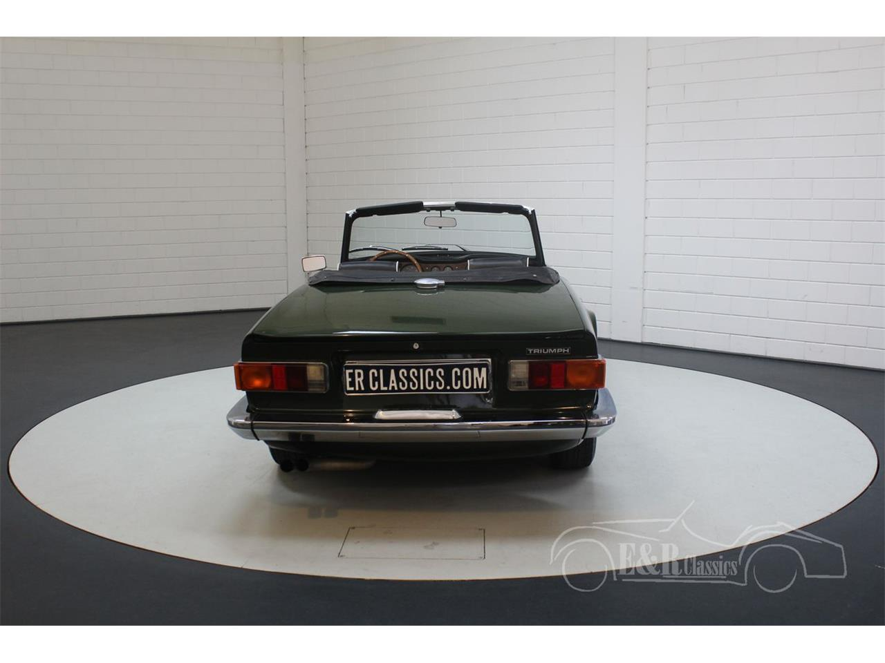 Large Picture of 1969 Triumph TR6 located in Noord Brabant Offered by E & R Classics - PWOE