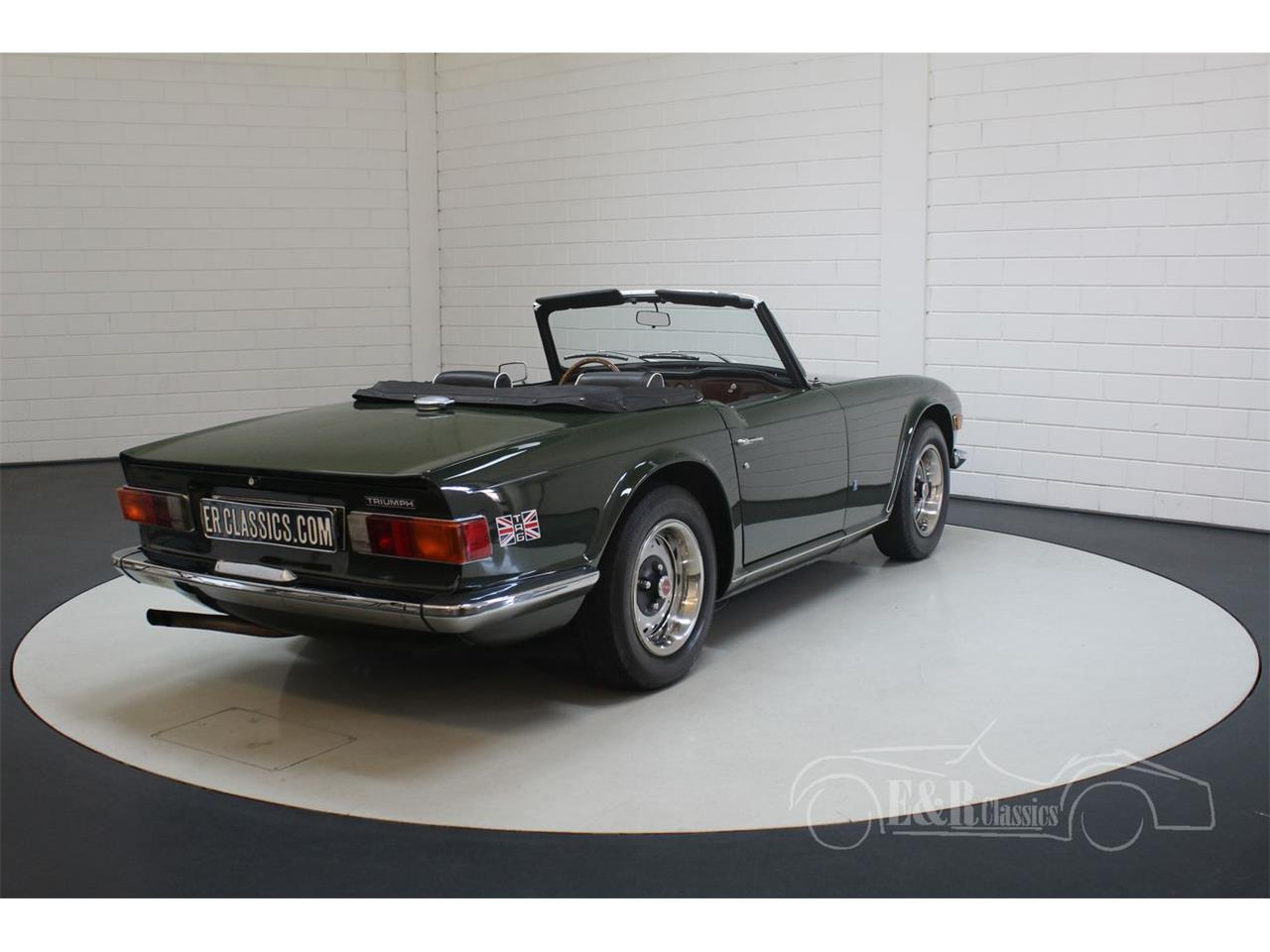 Large Picture of '69 TR6 - $33,700.00 Offered by E & R Classics - PWOE
