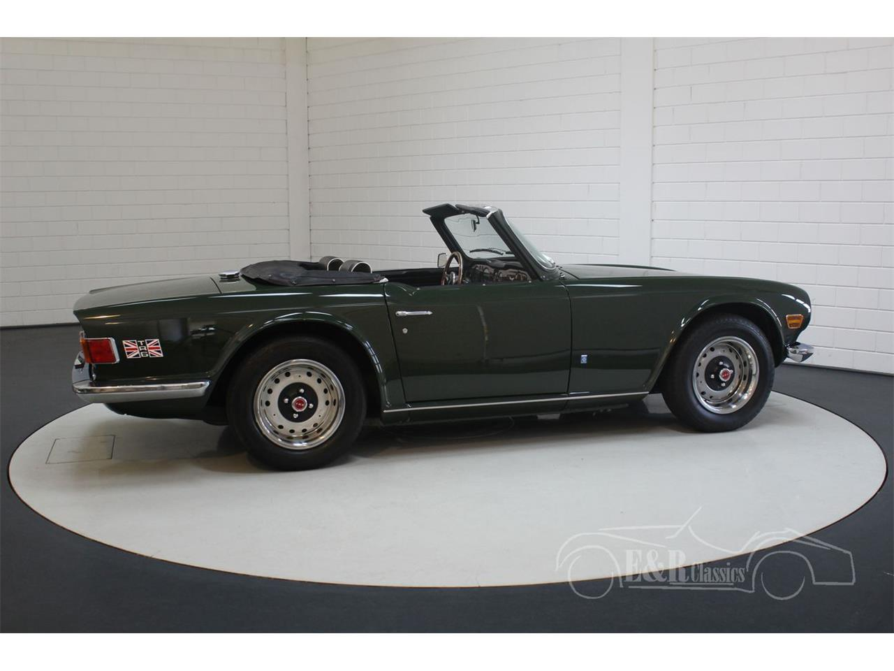 Large Picture of Classic 1969 Triumph TR6 located in Waalwijk Noord Brabant - PWOE