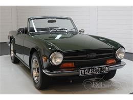 Picture of 1969 TR6 located in Noord Brabant Offered by E & R Classics - PWOE