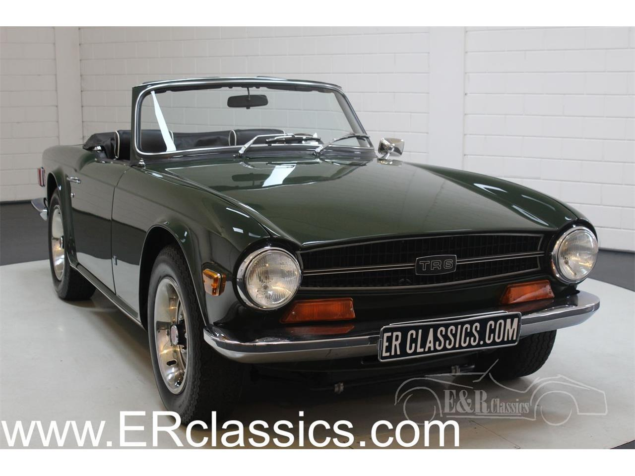 Large Picture of '69 Triumph TR6 Offered by E & R Classics - PWOE