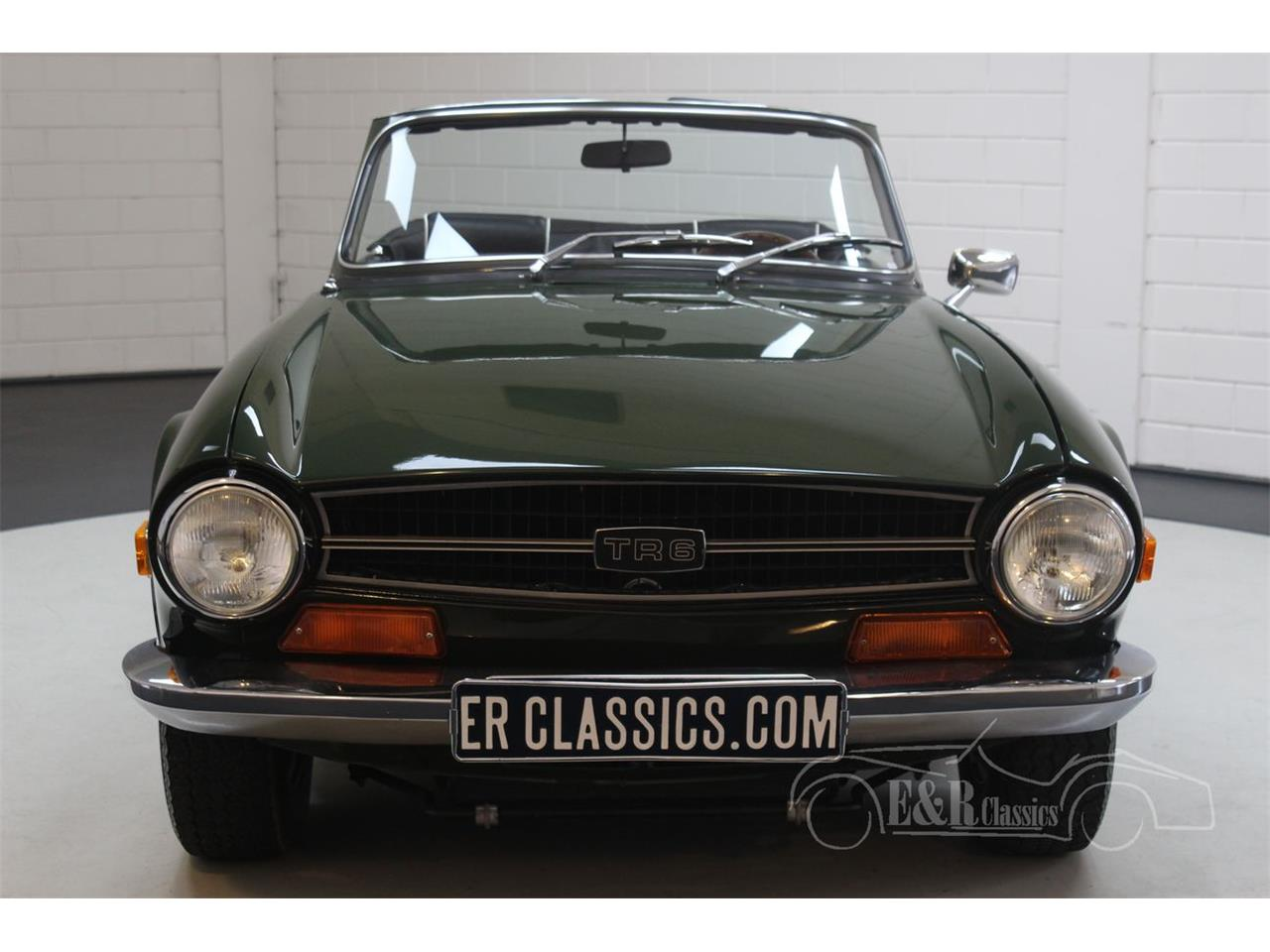Large Picture of Classic 1969 Triumph TR6 - PWOE