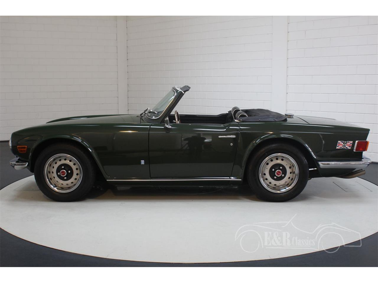 Large Picture of Classic '69 TR6 located in Noord Brabant - PWOE