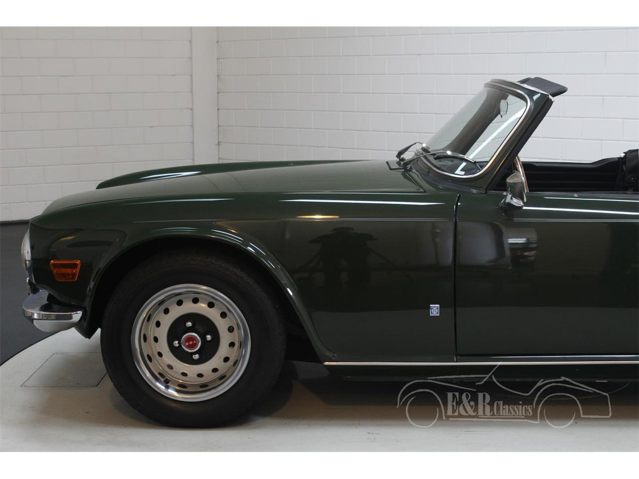 Large Picture of Classic '69 TR6 located in Waalwijk Noord Brabant - $33,700.00 Offered by E & R Classics - PWOE