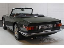 Picture of Classic '69 Triumph TR6 located in Waalwijk Noord Brabant - $33,700.00 Offered by E & R Classics - PWOE