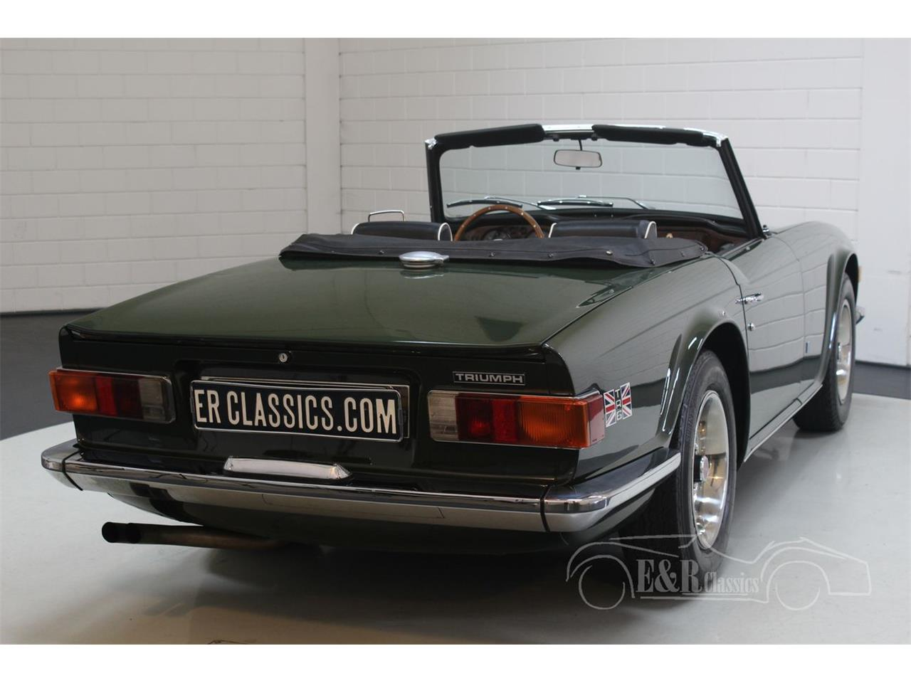 Large Picture of Classic 1969 TR6 Offered by E & R Classics - PWOE