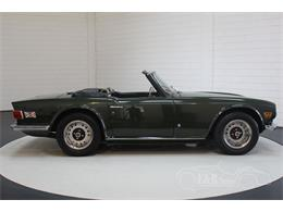 Picture of '69 TR6 located in Noord Brabant Offered by E & R Classics - PWOE