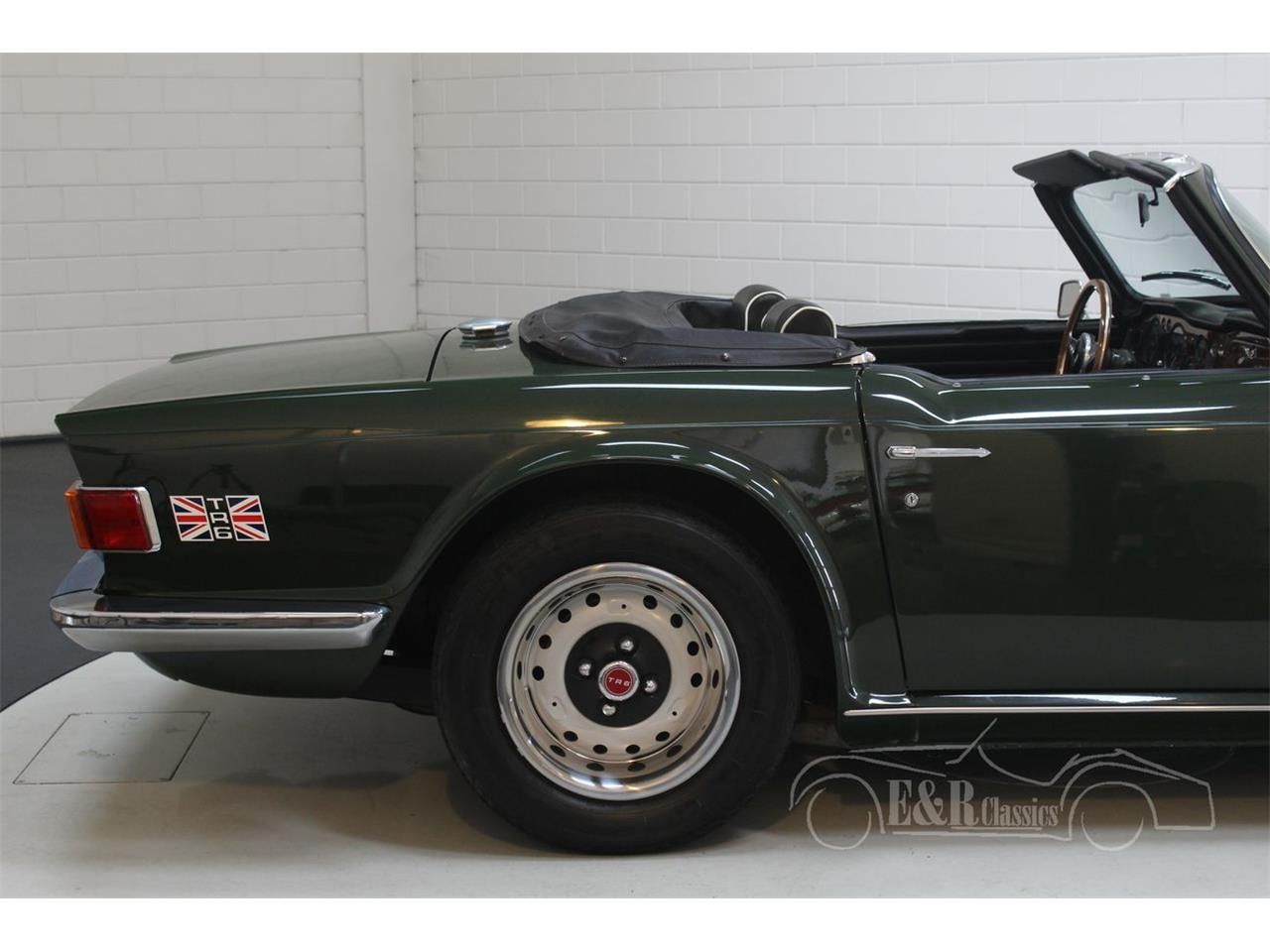 Large Picture of Classic 1969 TR6 located in Waalwijk Noord Brabant - $33,700.00 Offered by E & R Classics - PWOE