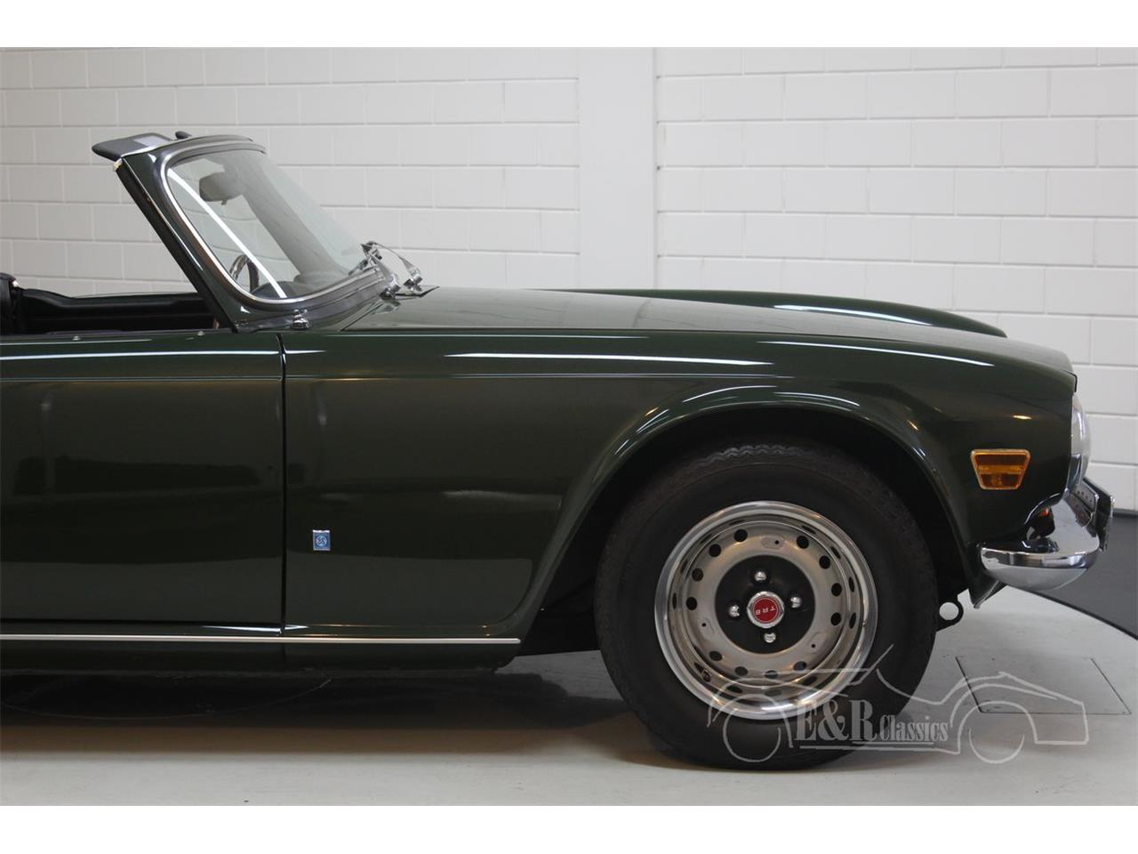 Large Picture of Classic '69 TR6 located in Waalwijk Noord Brabant Offered by E & R Classics - PWOE