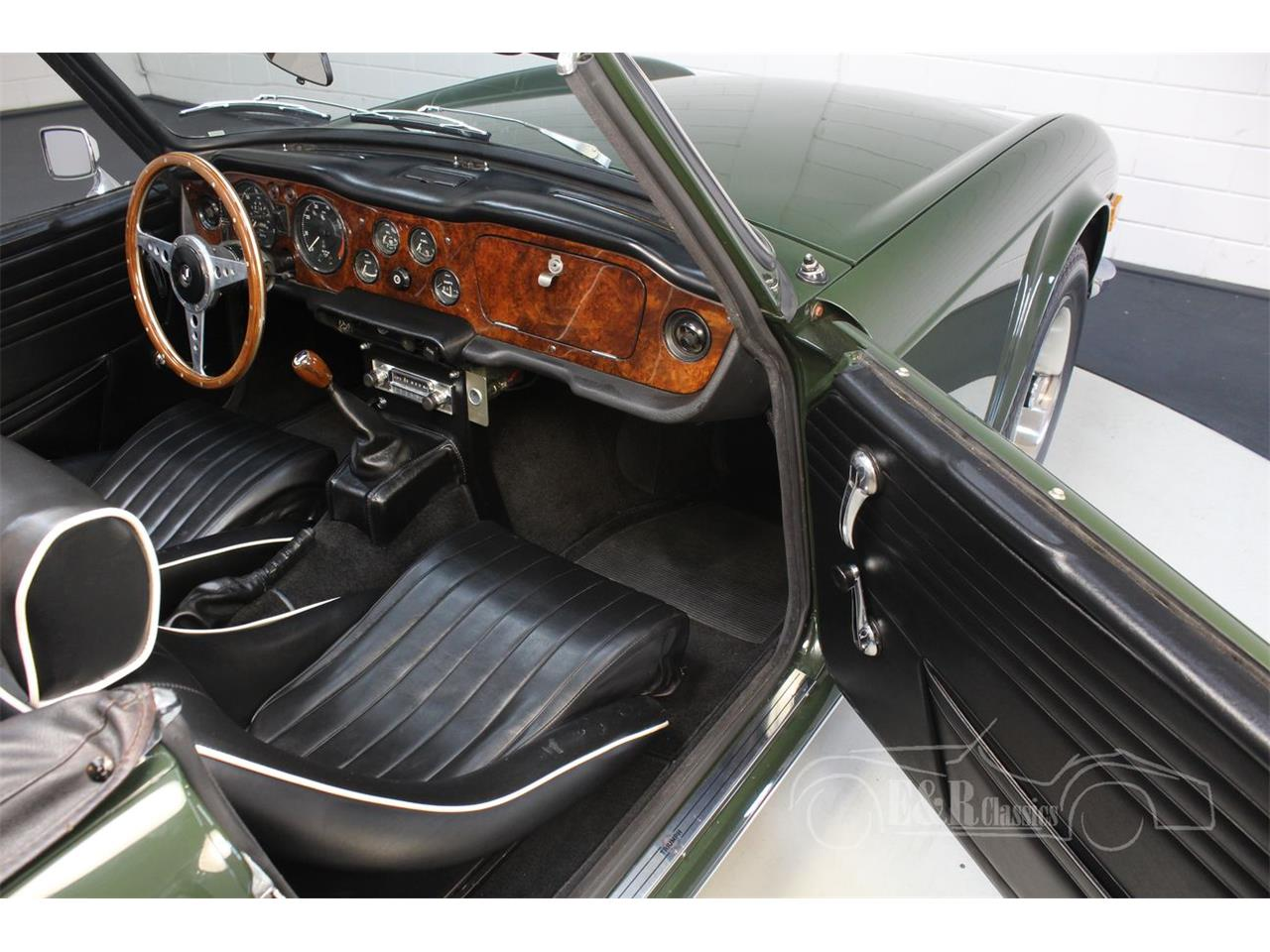 Large Picture of Classic 1969 Triumph TR6 located in Waalwijk Noord Brabant Offered by E & R Classics - PWOE