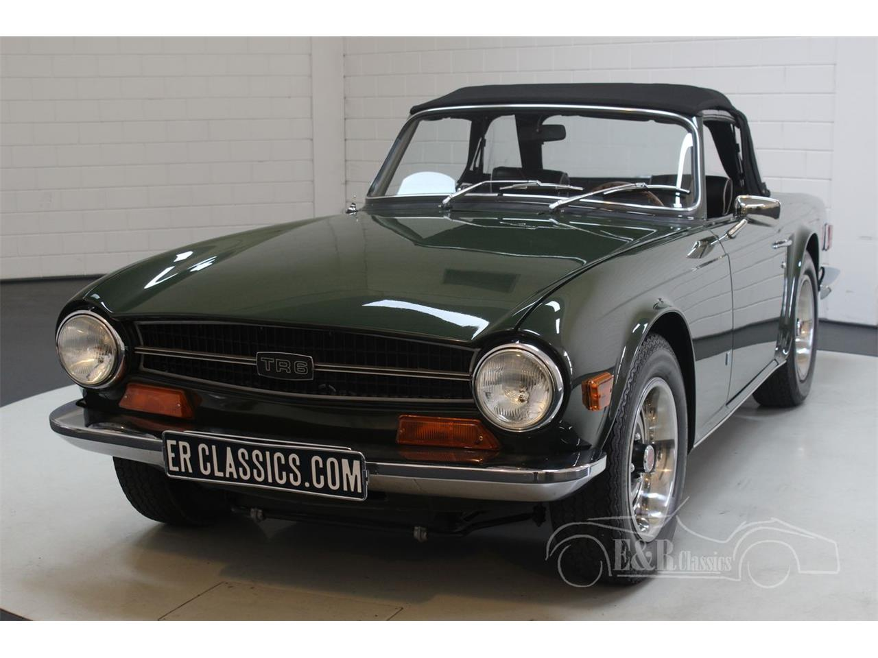 Large Picture of '69 Triumph TR6 - $33,700.00 Offered by E & R Classics - PWOE