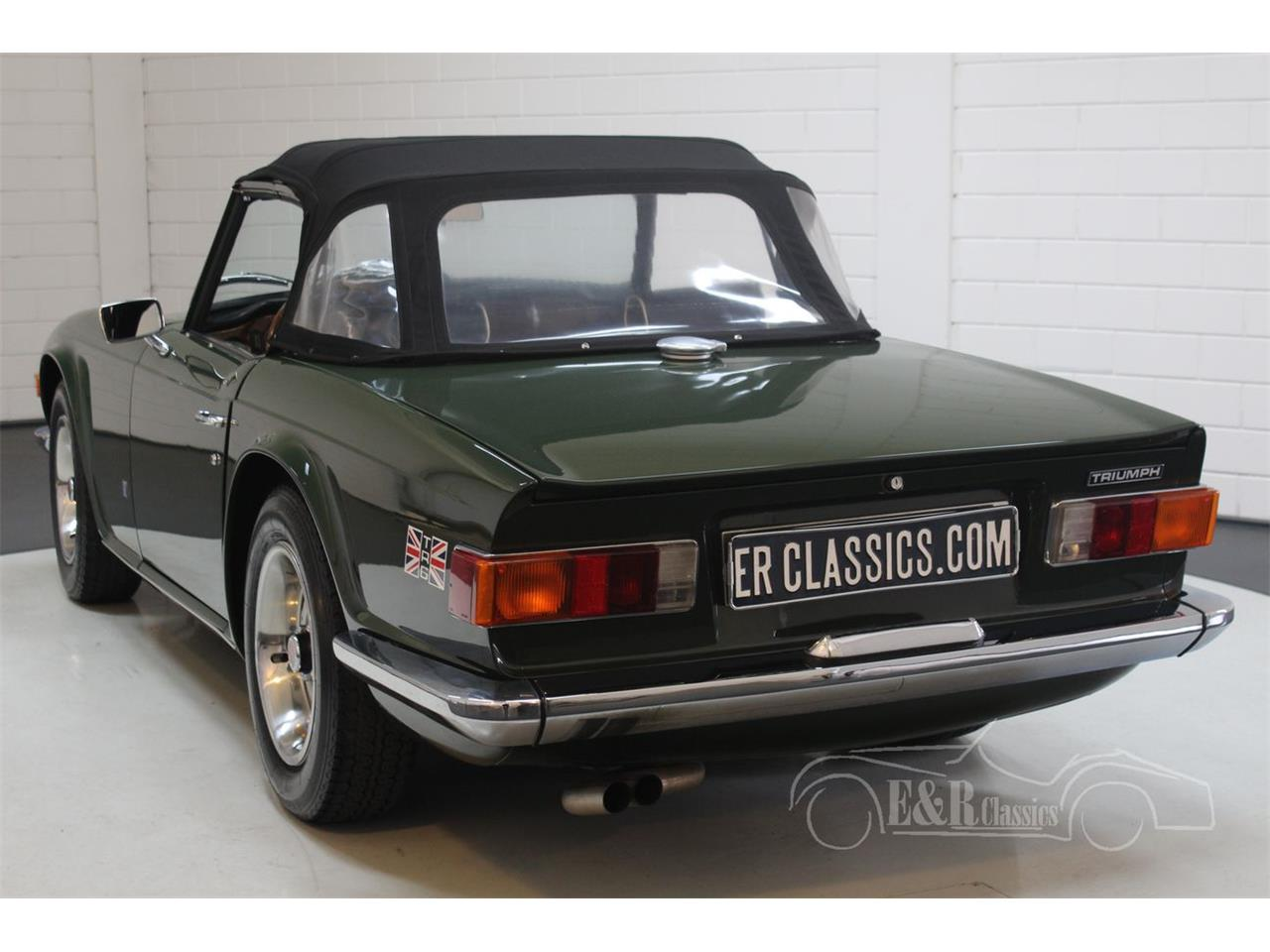 Large Picture of Classic '69 TR6 - PWOE