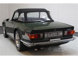 Picture of Classic 1969 Triumph TR6 located in Waalwijk Noord Brabant - $33,700.00 - PWOE