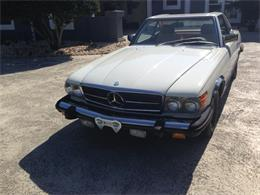 Picture of '83 380SL - PWOG