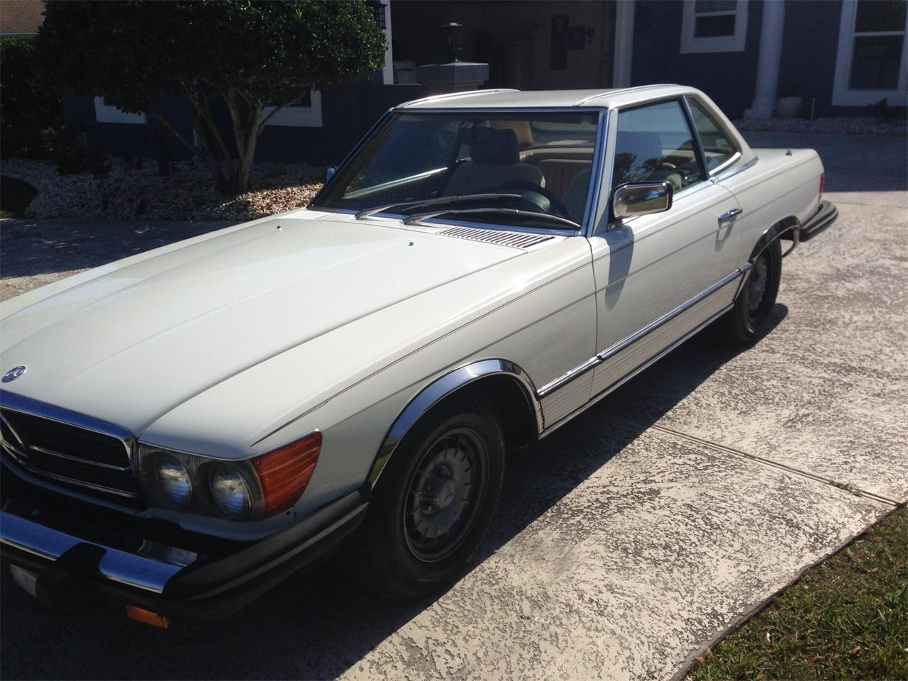 Large Picture of '83 380SL - PWOG