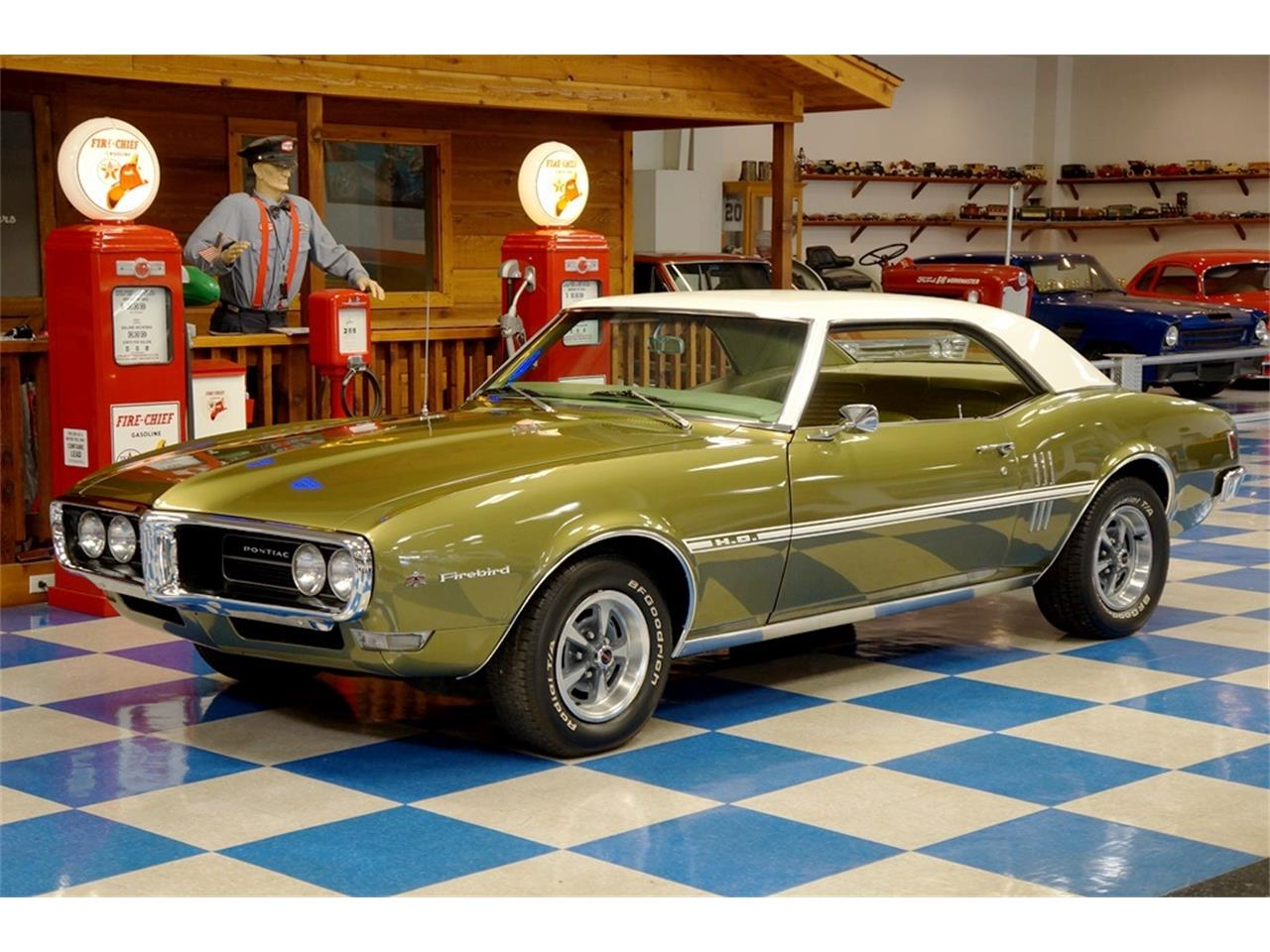 Large Picture of '68 Firebird - PWOI