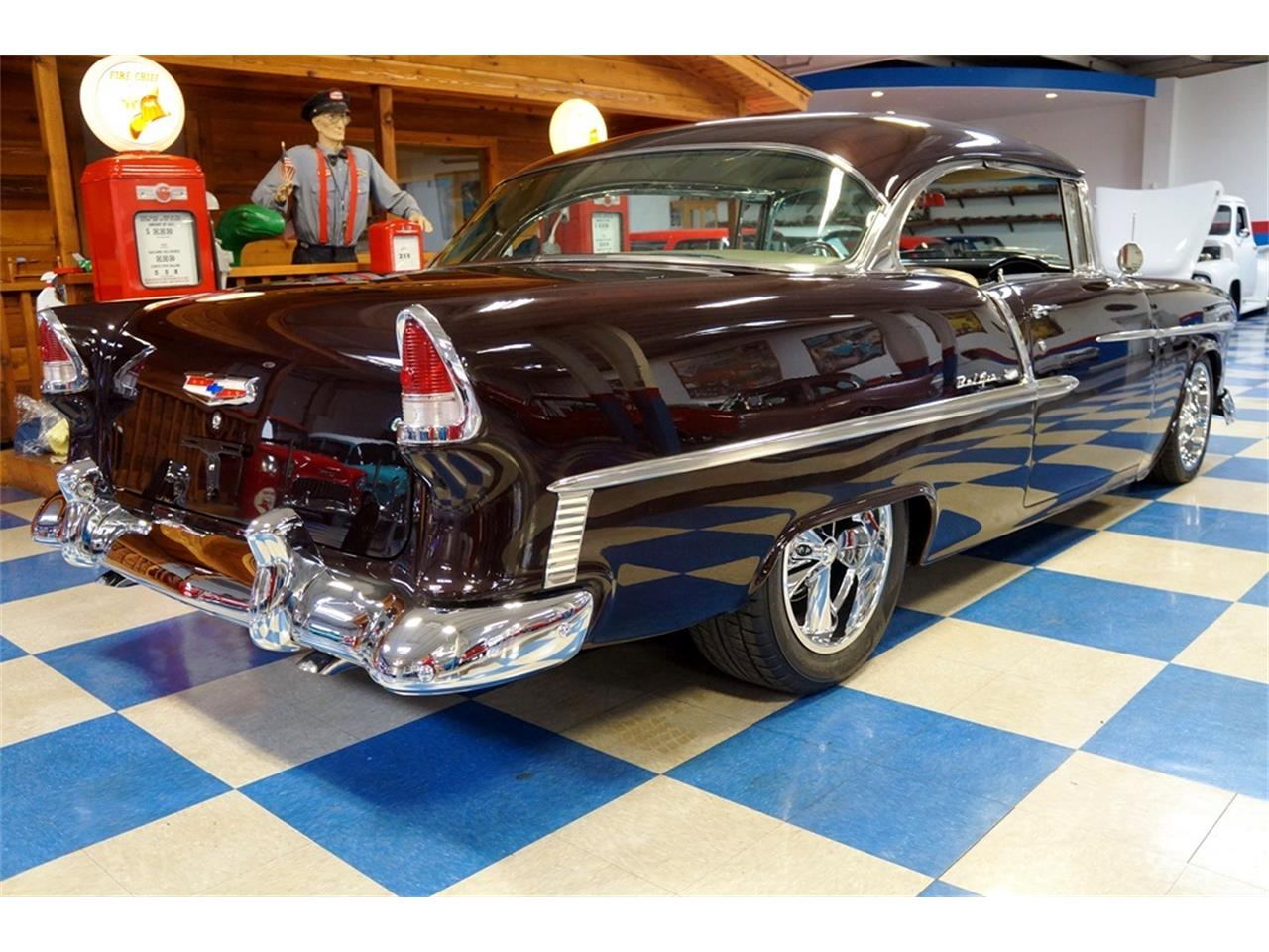 Large Picture of '55 Bel Air - PWOJ