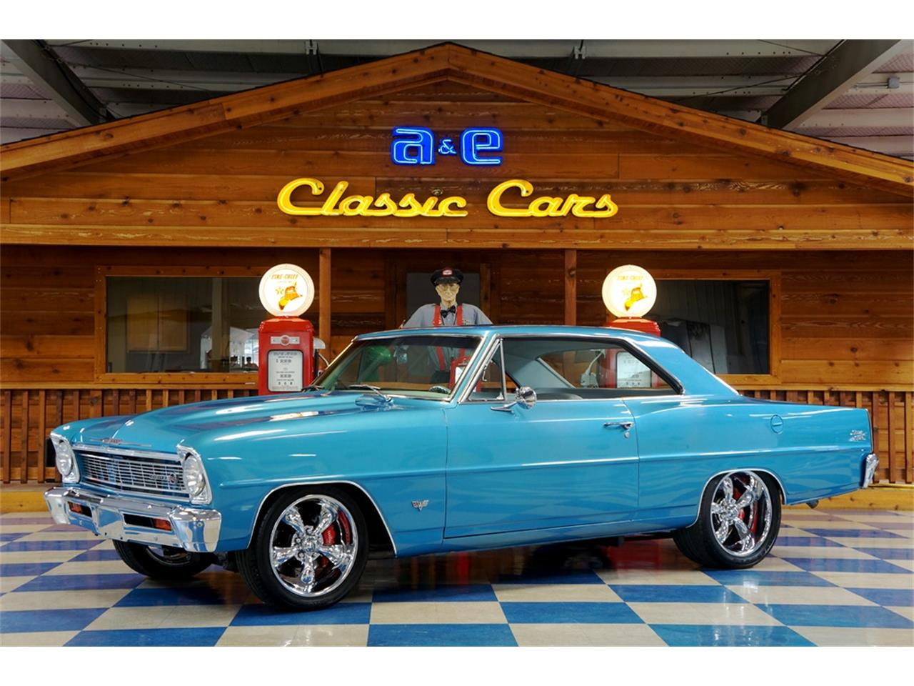 Large Picture of Classic '66 Chevrolet Nova located in New Braunfels Texas - $64,900.00 Offered by A&E Classic Cars - PWOL