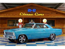 Picture of Classic 1966 Chevrolet Nova located in New Braunfels Texas - $64,900.00 Offered by A&E Classic Cars - PWOL