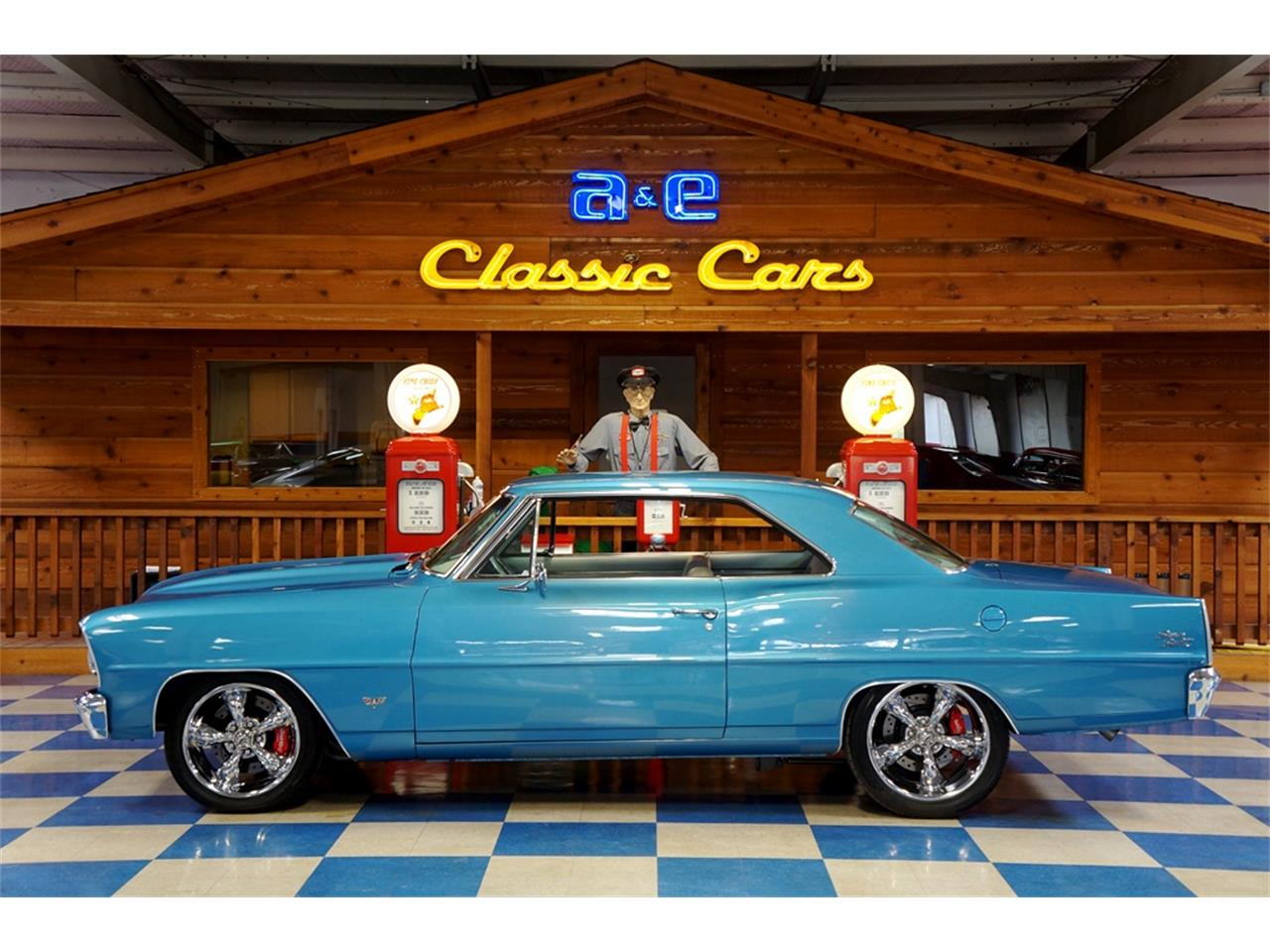 Large Picture of Classic 1966 Nova located in Texas - $64,900.00 Offered by A&E Classic Cars - PWOL