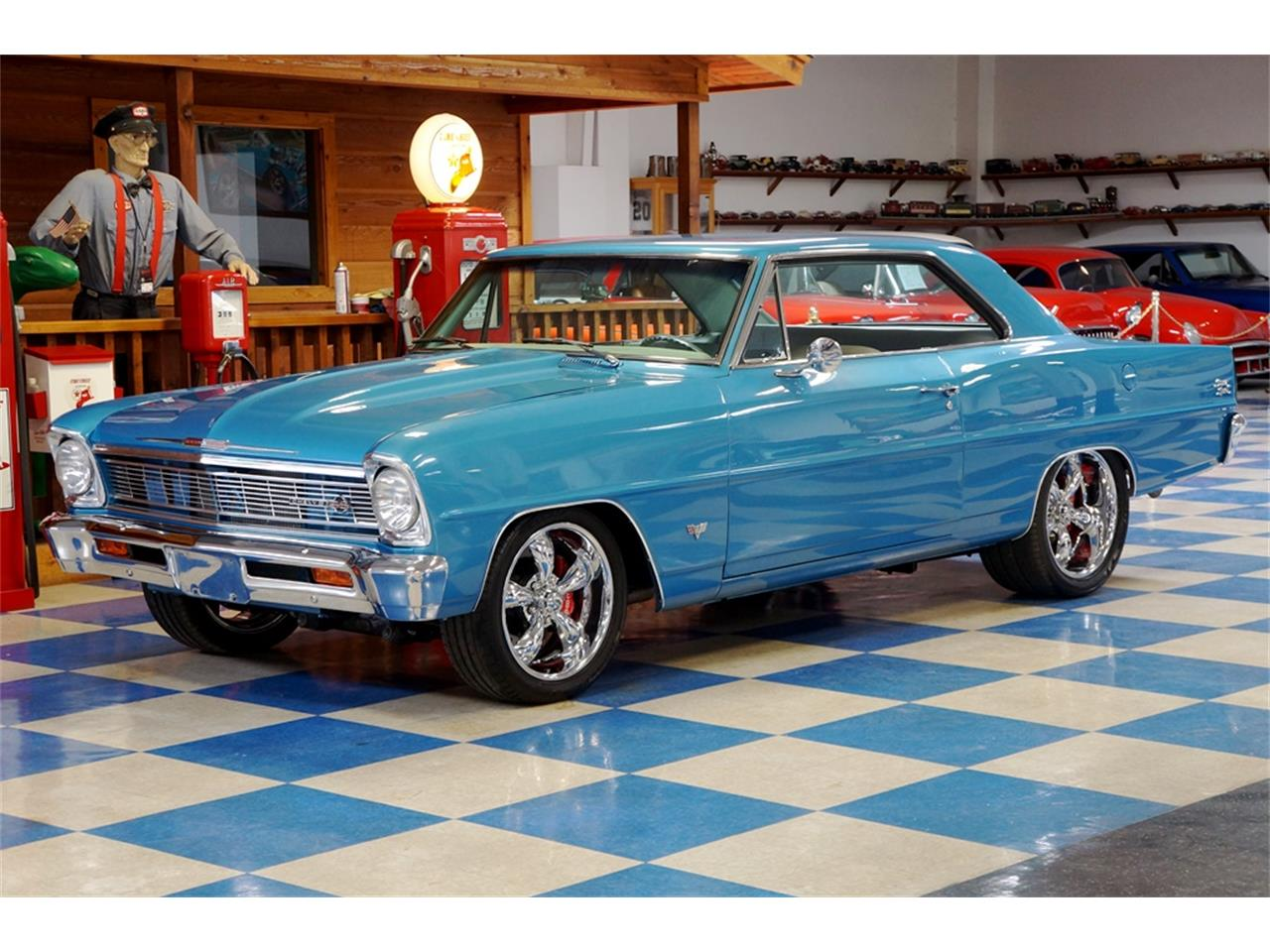 Large Picture of 1966 Chevrolet Nova located in Texas - $64,900.00 Offered by A&E Classic Cars - PWOL